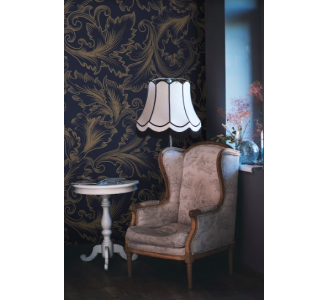 Baroque Removable Wallpaper full view
