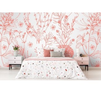Herbs Removable Wallpaper