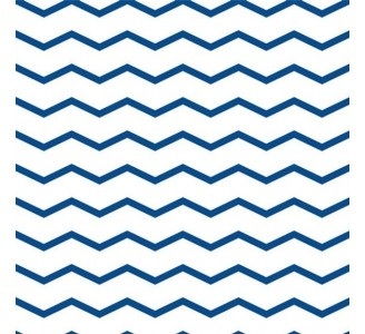 Blue Waves Removable Wallpaper pattern