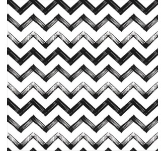 Black Waves Removable Wallpaper pattern