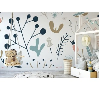 Wildwood Removable Wallpaper