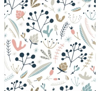 Wildwood Removable Wallpaper pattern