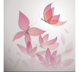 Butterfly Removable Wallpaper pattern