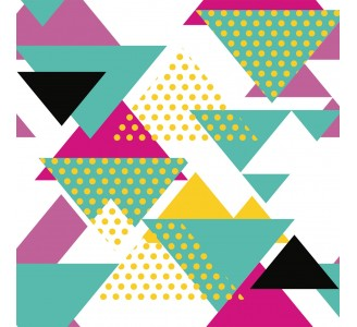Triangles Removable Wallpaper pattern
