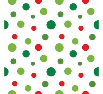Green And Red Dots Removable Wallpaper pattern