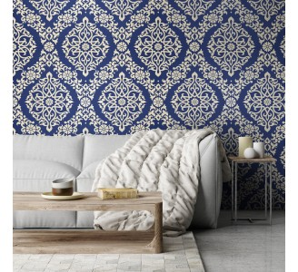 Eastern Arabesque Removable Wallpaper