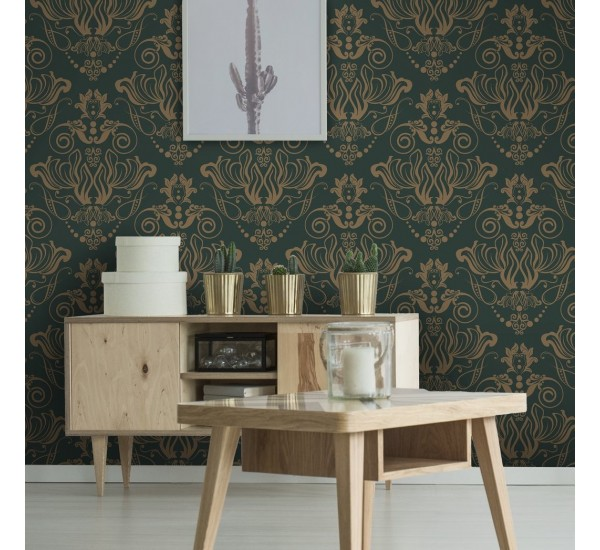 Oriental Luxury Removable Wallpaper