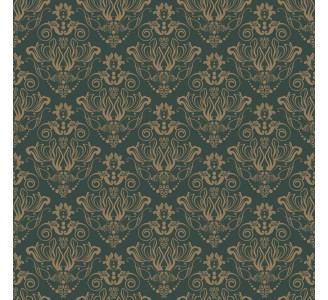 Oriental Luxury Removable Wallpaper pattern