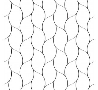 Linear Pattern Removable Wallpaper pattern