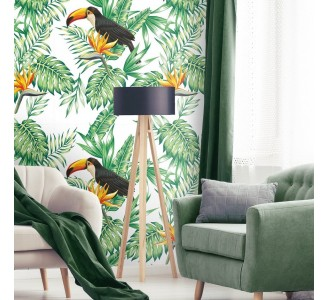 Toucan Nature Removable Wallpaper