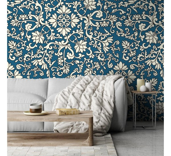 China Style Removable Wallpaper