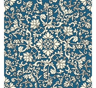 China Style Removable Wallpaper pattern