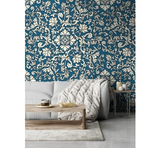 China Style Removable Wallpaper full view