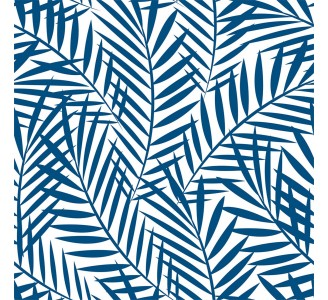 Blue Twigs Removable Wallpaper pattern