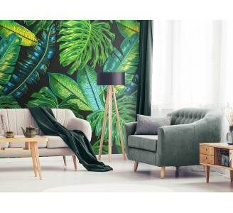Juicy Jungle Removable Wallpaper full view