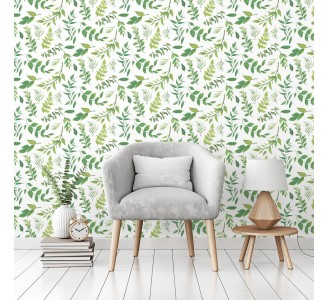 Spring Branches Removable Wallpaper