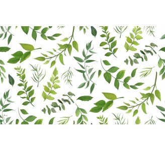 Spring Branches Removable Wallpaper pattern