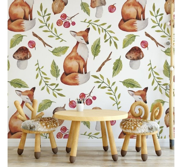 Forest Nature Removable Wallpaper