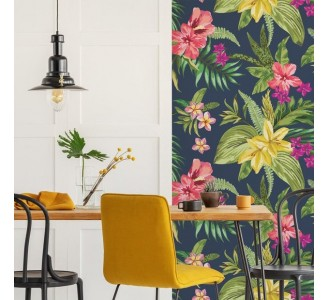 Exotic Hawaii Removable Wallpaper