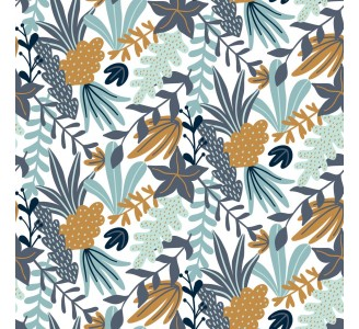 Cold Autumn Removable Wallpaper pattern