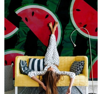 Watermelons Removable Wallpaper