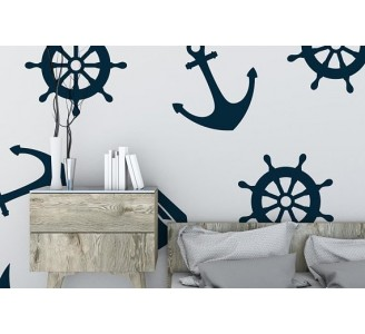 Marine Removable Wallpaper
