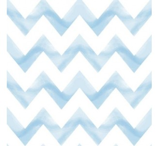 Watercolor Waves Removable Wallpaper pattern