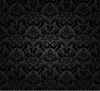Vintage Dark Luxury Removable Wallpaper pattern